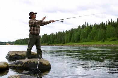 Финляндия - рай для рыбаков