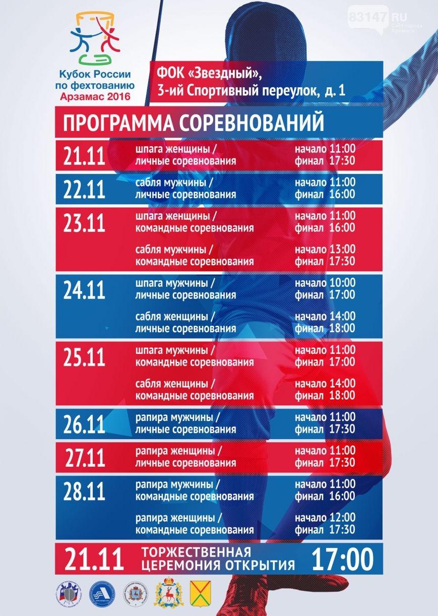 Программа Кубка России