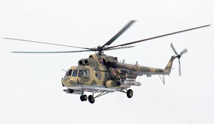 Гражданская авиация_Ми-8