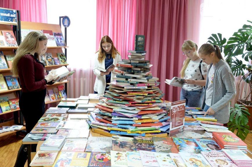 Новые книги_Библиотека в Арз. районе