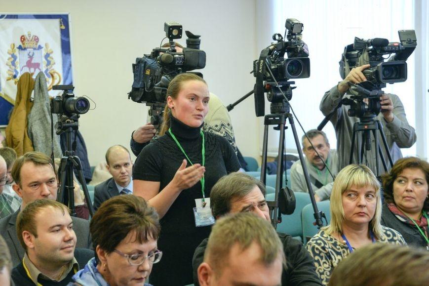 Итоговая пресс-конференция О.Лавричева_
