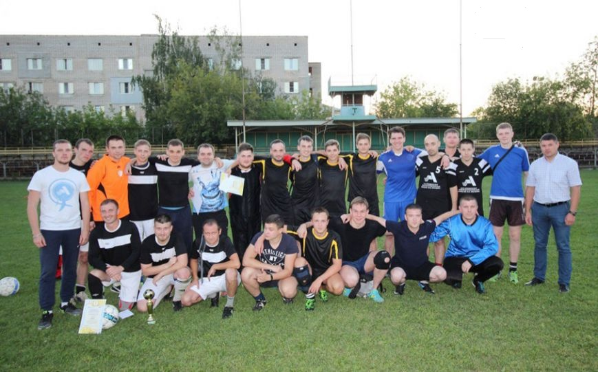 Спартакиада АПЗ_футбол1