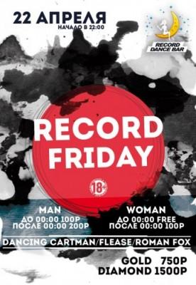 Record Friday