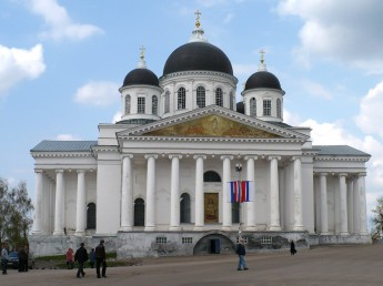 Логотип - Воскресенский собор