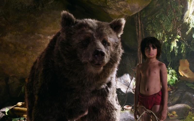 Кадры из фильма: Книга джунглей