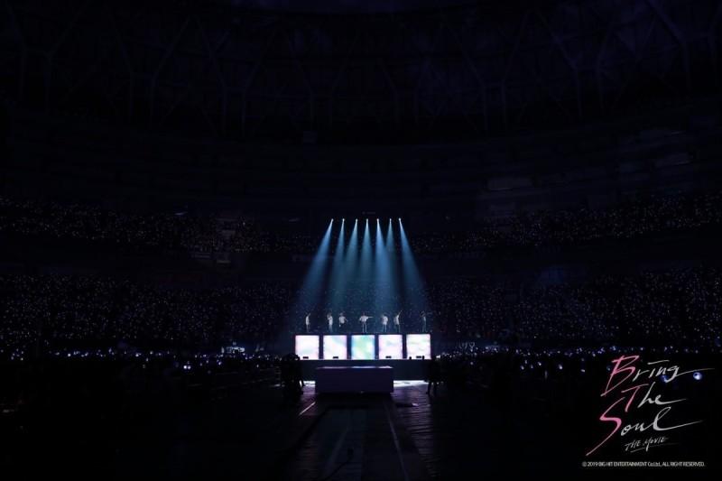 Кадры из фильма: BTS: Открой свою душу. Фильм