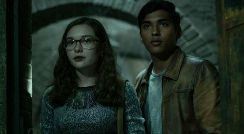 Кадры из фильма: Страшные истории для рассказа в темноте