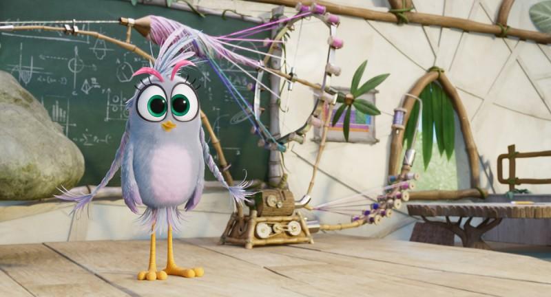 Кадры из фильма: Angry Birds 2 в кино