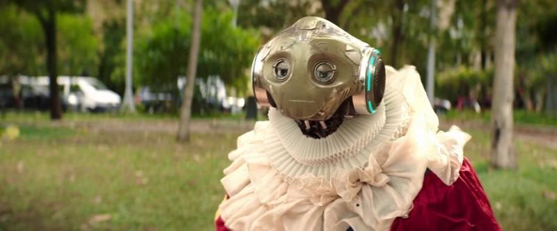 Кадры из фильма: Робо