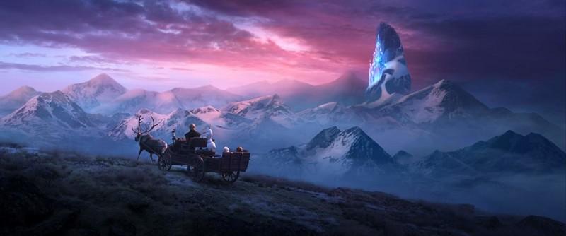 Кадры из фильма: Холодное сердце II