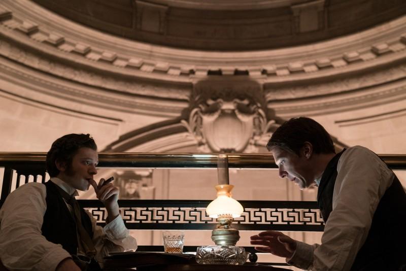 Кадры из фильма: Война токов