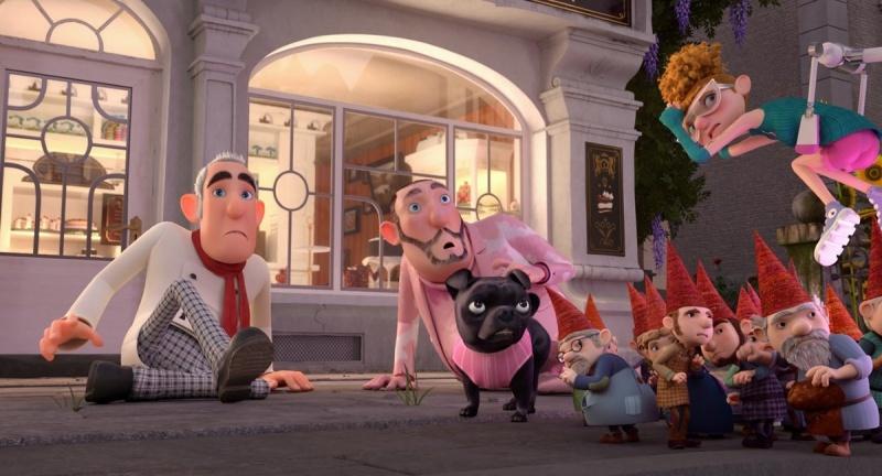 Кадры из фильма: Гномы в деле!