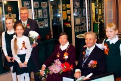 Встреча с ветеранами прошла в Литературном музее им. А.П. Гайдара