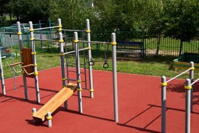 В 3-м микрорайоне обустроят детскую и спортивную площадки