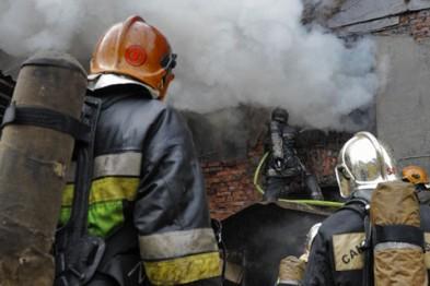 Пенсионер погиб на пожаре, который случился в жилом доме в районе Шахуньи