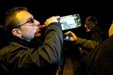 Банку пива и бутылку виски украл житель Арзамаса из супермаркета