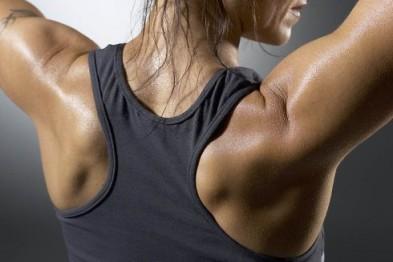 Стройное тело и мышцы