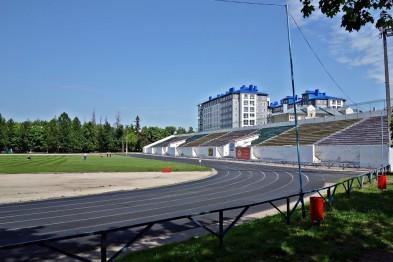 Завершается ремонт восточной трибуны стадиона «Знамя» в Арзамасе