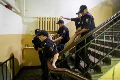 Рецидивист, стоящий на учете у психиатра зарезал ножом своего знакомого в Нижнем Новгороде