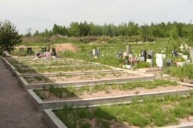 Что означает купить место на кладбище?