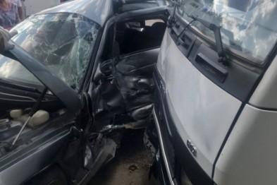 Два человека погибли и еще трое пострадали в ДТП, которое произошло недалеко от Арзамаса