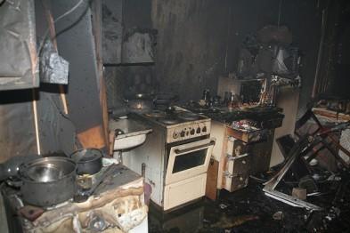 Загоревшийся холодильник стал причиной смерти двоих мужчин в Шахунье