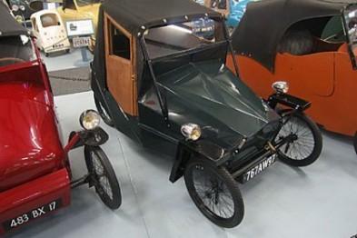 Автомобильные рекордсмены: самый маленький автомобиль