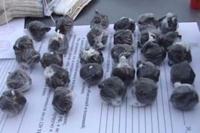 Иностранец с крупной партией наркотиков задержан в Арзамасе
