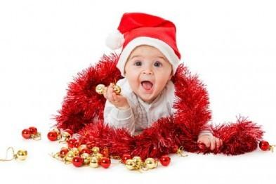 Дети тоже любят готовится к Новому году