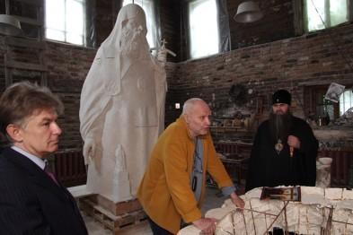 В Арзамасе собирают деньги на установку памятника патриарху Сергию Страгородскому