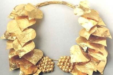 История античных ювелирных украшений