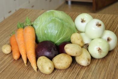 Цены на картофель, капусту и лук в Нижегородской области являются самыми низкими в Приволжье