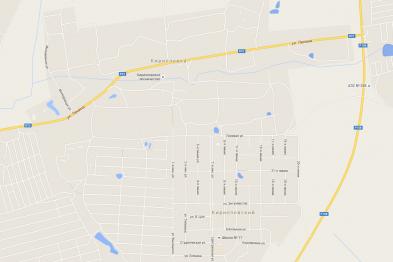 В Кирилловском микрорайоне Арзамаса появится безопасная пешеходная зона