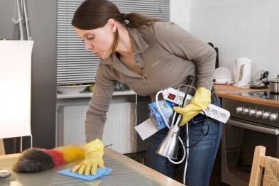 Уборка дома, кому ее доверить?