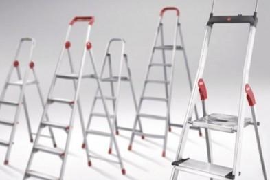 Профессиональные алюминиевые лестницы: разновидности и особенности