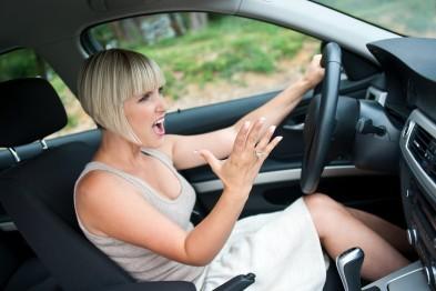 Как уменьшить агрессию на дорогах?