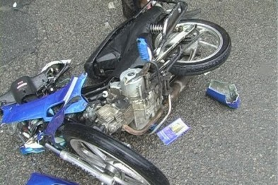 Пассажирка мопеда пострадала при столкновении с автомобилем в Арзамасе