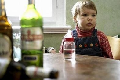 В Арзамасе полицейские изъяли 4-х летнего ребенка у пьяной матери