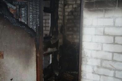 В девятиэтажке в Нижнем на пожаре сгорела 93-летняя пенсионерка