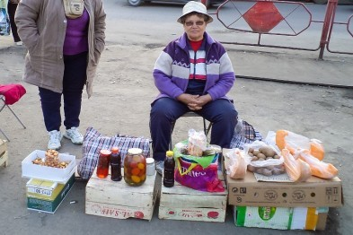 В Нижегородской области вновь разрешили торговать на улицах