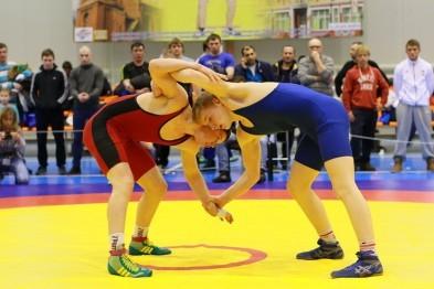 Арзамасские борцы успешно выступили на международном юношеском турнире в Литве
