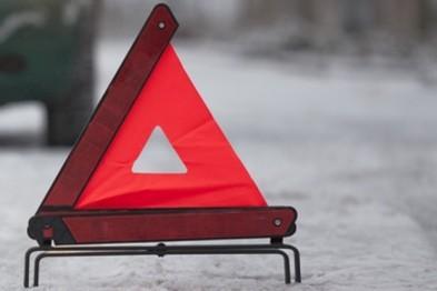 Водитель отечественного автомобиля попал в ДТП возле села Рождественский Майдан