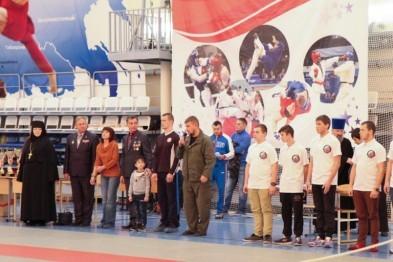 На областном турнире по армейскому рукопашному бою команда из Арзамаса заняла второе место