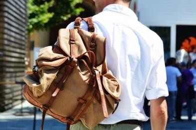 Городские рюкзаки - модный аксессуар