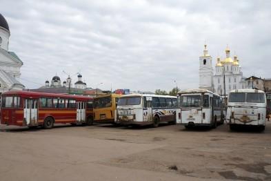 До 1 августа 2016 года пригородная автостанция в Арзамасе опять переедет