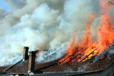 Сварочные работы стали причиной пожара в частном доме Арзамасского района