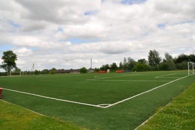 На Бору в 2016 году построят тренировочную базу для проведения ЧМ-2018 по футболу
