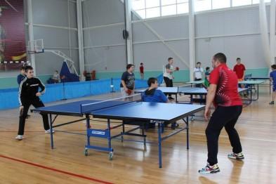 Первый этап первенства Нижегородской области по настольному теннису прошел в Арзамасском районе