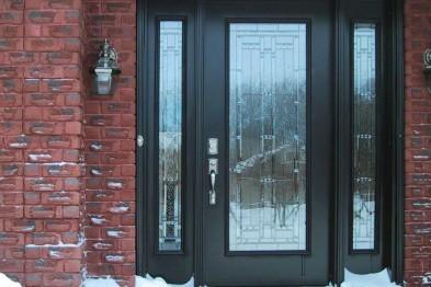 Надежные и красивые входные двери