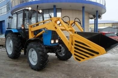 Модификации трактора МТЗ-82